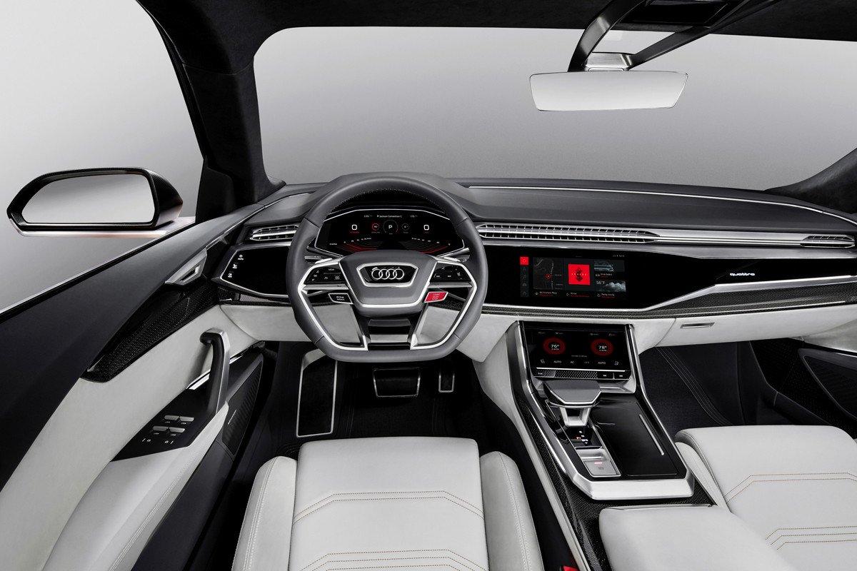 Audi Q8 sport concept Android