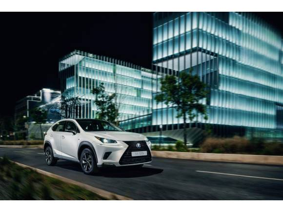 Nuevo acabado Sport Edition para el Lexus NX