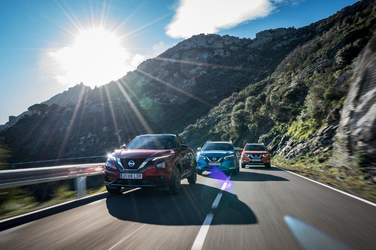 Nissan Crossover Domination