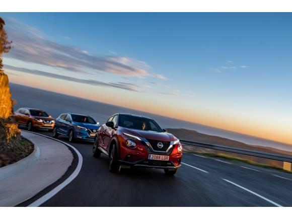 Nissan Crossover Domination: desafío al temporal con el nuevo Juke