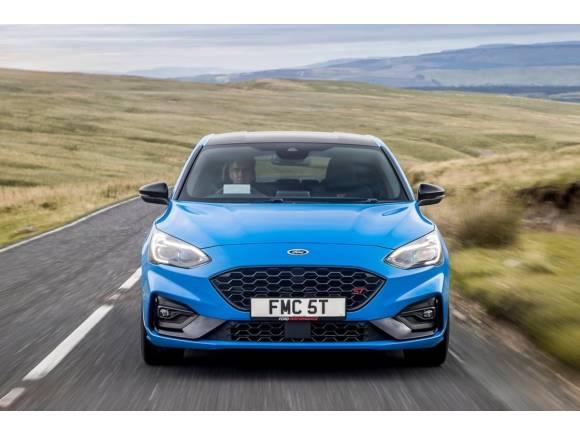 Nuevo Ford Focus ST Edition: más preparado que nunca para circuito
