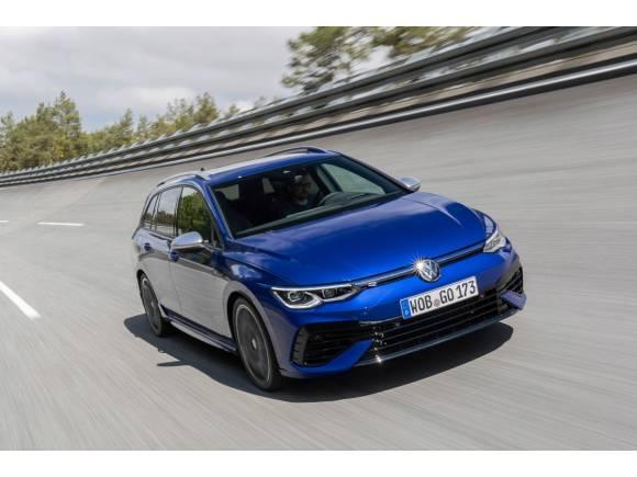 El Volkswagen Golf Variant R ya está disponible en España desde 48.200 euros
