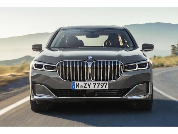 Nuevo BMW Serie 7 2019, actualizado y con el doble de parrilla