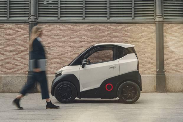 Silence S04, tamaño reducido para su primer vehículo urbano