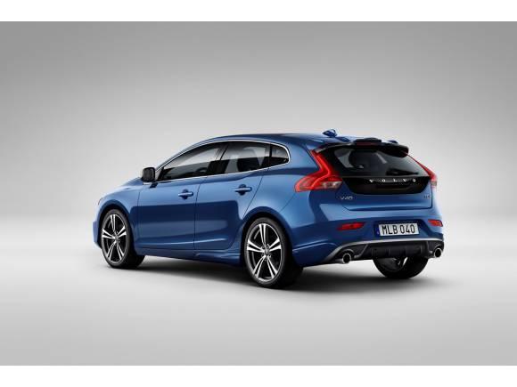 El Volvo V40 estrena cambio de imagen