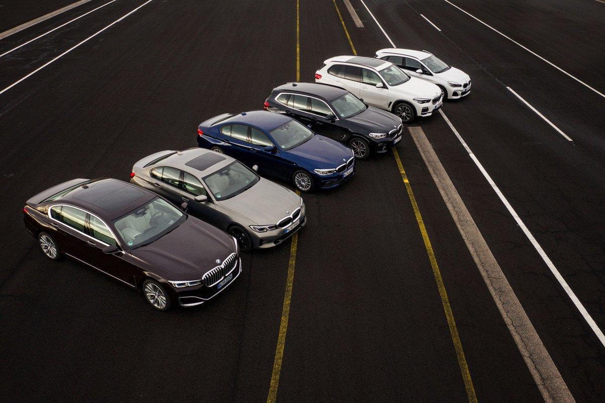 BMW hibridos