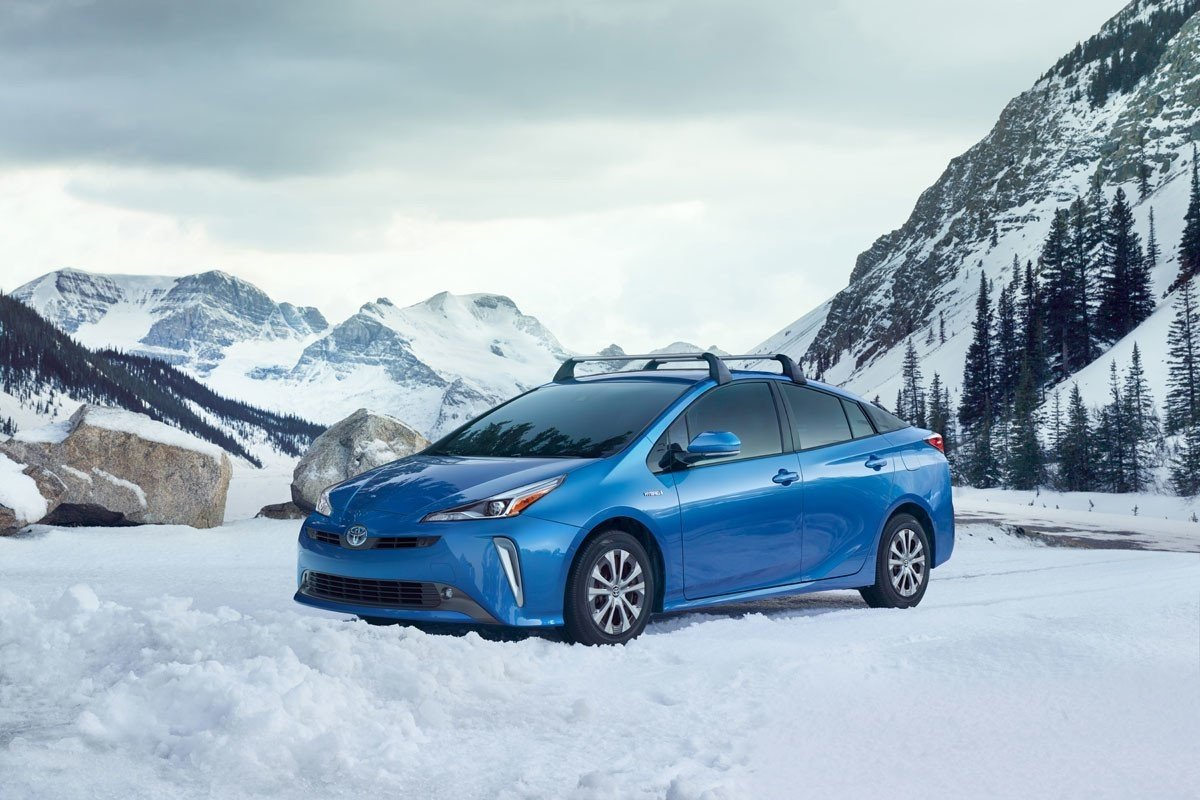 Toyota Prius i-AWD