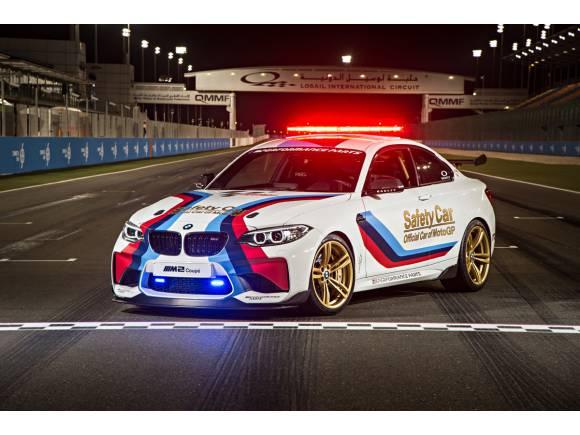 Así es el nuevo BMW M2 MotoGP Safety Car