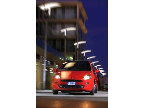 Prueba: Nuevo Fiat Punto 2012