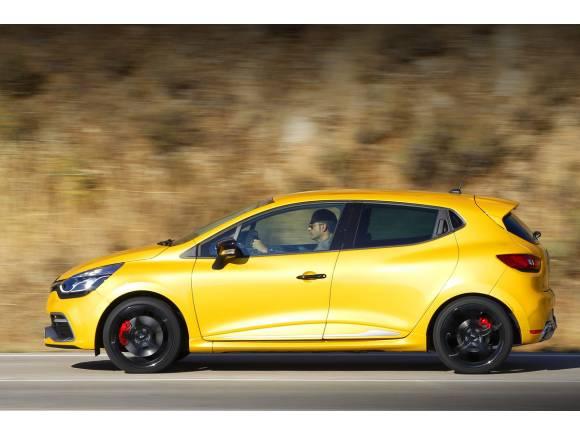 Prueba 10: Renault Clio RS, deportivo y singular
