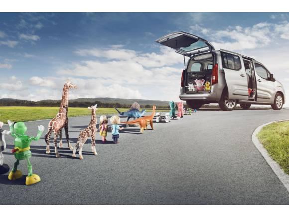 Nuevo Opel Combo Life, el comercial alemán se renueva