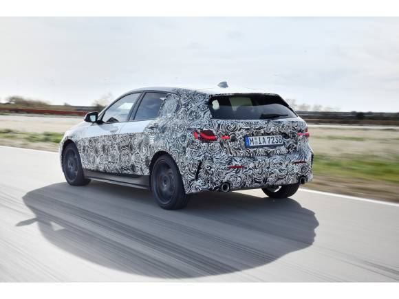 Primeros datos e imágenes del nuevo BMW Serie 1