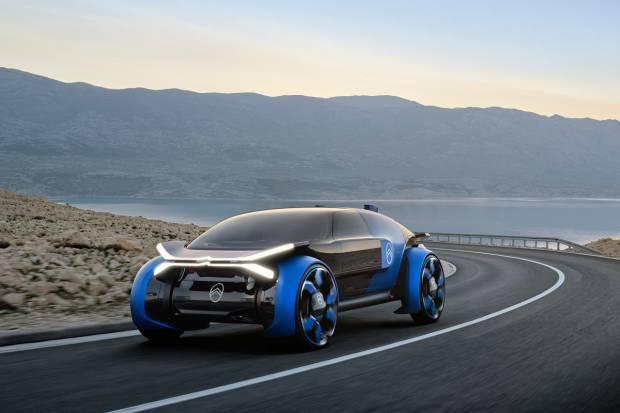Citroën 19_19 Concept: el prototipo que vale 100 años
