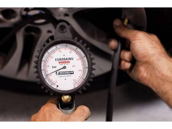 Mantenimiento de neumáticos: Revisa 4 puntos clave