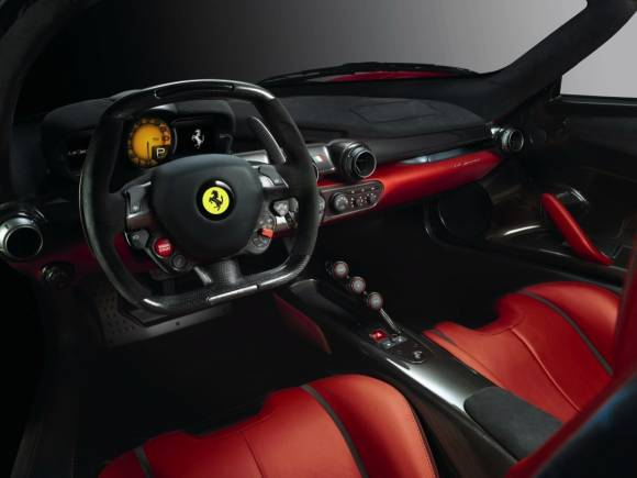 Ferrari LaFerrari, el sustituto del Enzo ya ha llegado
