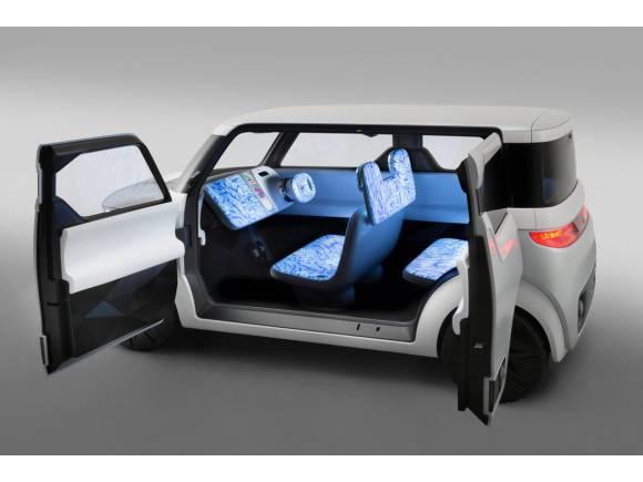 Nissan Teatro for Dayz: viajando al futuro