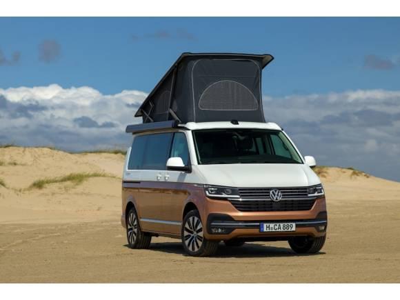 El Volkswagen T6 se renueva: fotos, motores, gama, equipamiento,...
