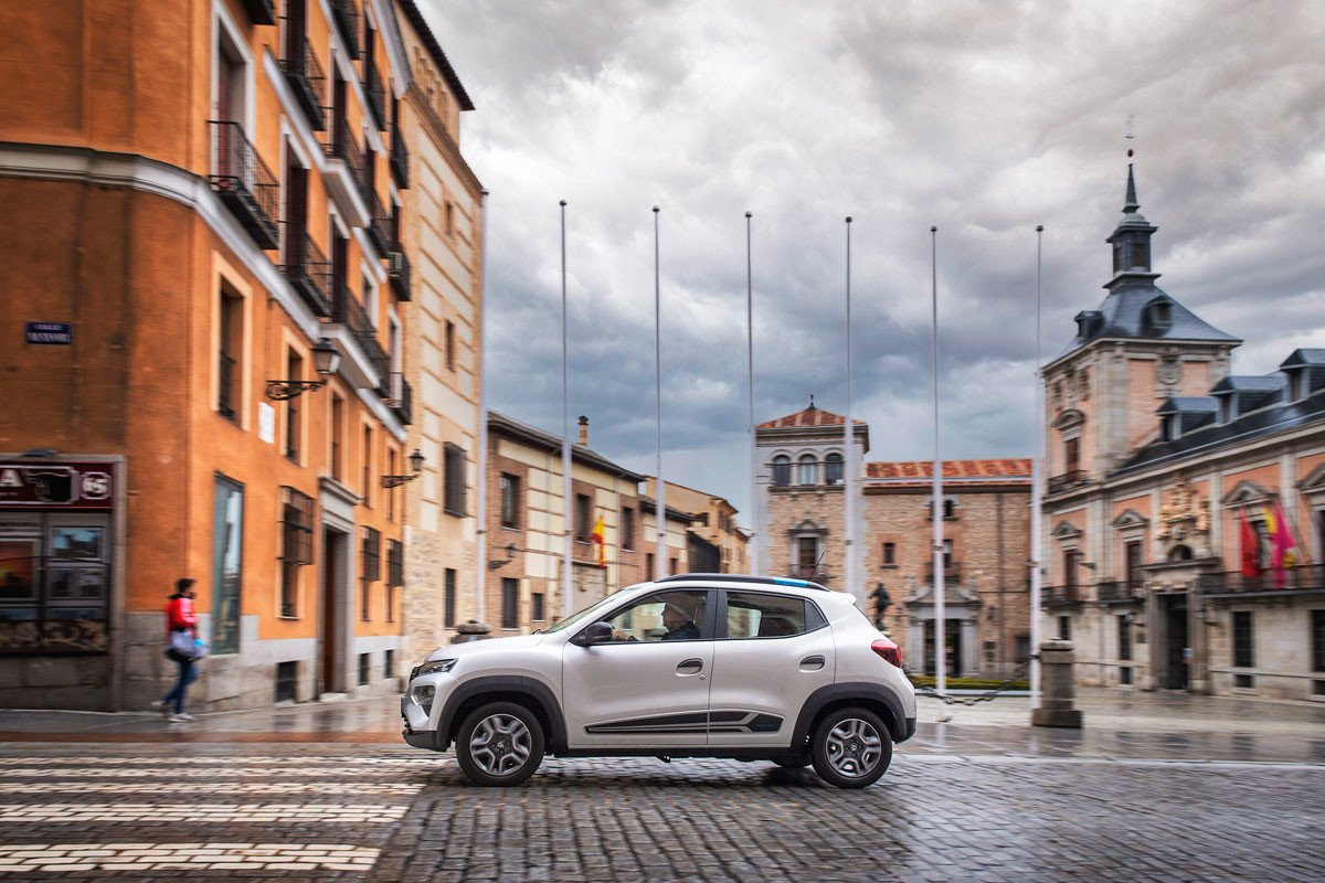 Prueba Dacia Spring