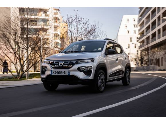 Prueba Dacia Spring: el eléctrico más barato del mercado