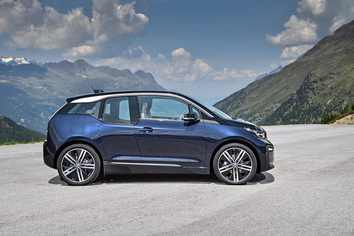 BMW i3 2018 y BMW i3s