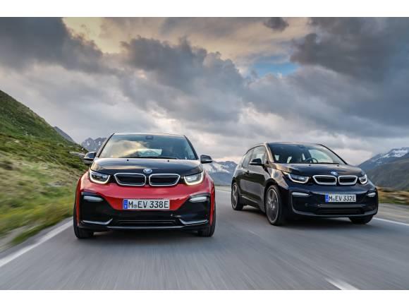Nuevo BMW i3 2018 mejorado y nuevo BMW i3s deportivo