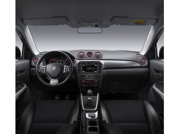 Nuevo Suzuki Vitara 1.4 Turbo S, desde 20.110 euros