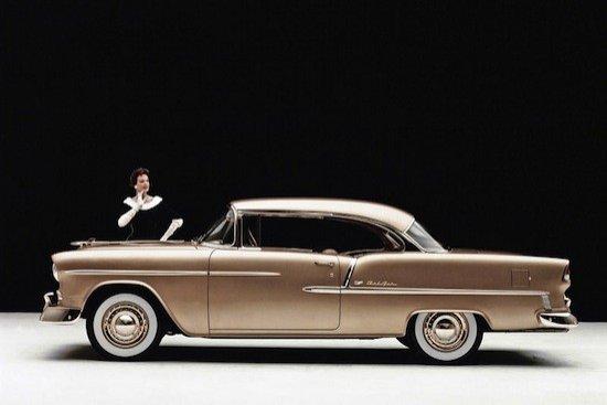 Chevrolet Bel Air Coupé (1955)