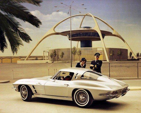 Chevrolet Corvette Sting Ray (1963)