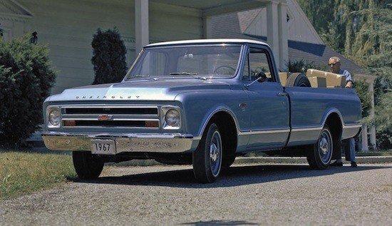 Chevrolet Pick-Up (1967)