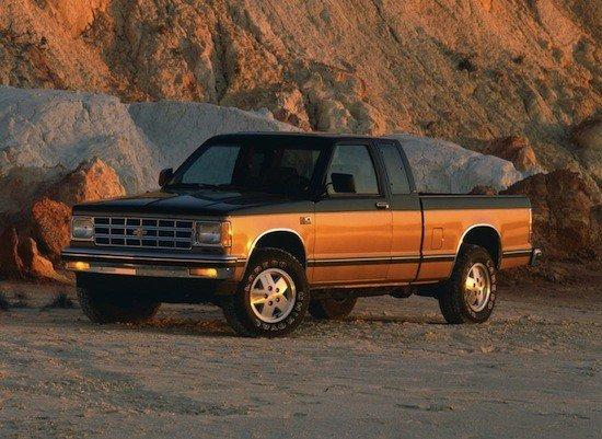 Chevrolet Pick-Up (1989)