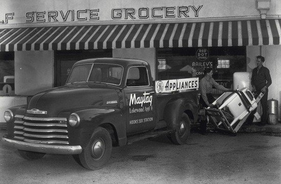 Chevrolet Pick-Up (Pick 1948)