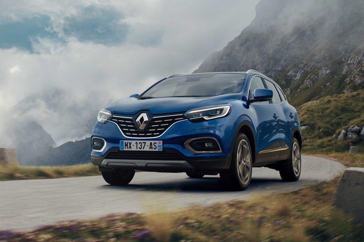 Nuevo Renault Kadjar 2019,