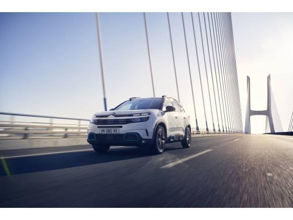 Nuevo Citroën C5 AirCross Hybrid: el inicio de una nueva era