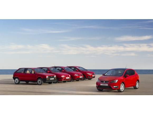 Seat Ibiza: coche más vendido de su segmento en España desde 2001