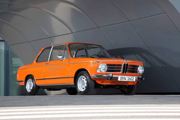 Video: BMW 1602e, el primer eléctrico de BMW