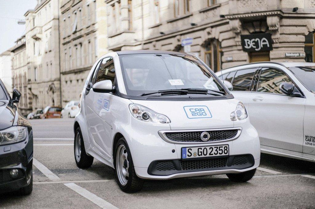 car2go madrid