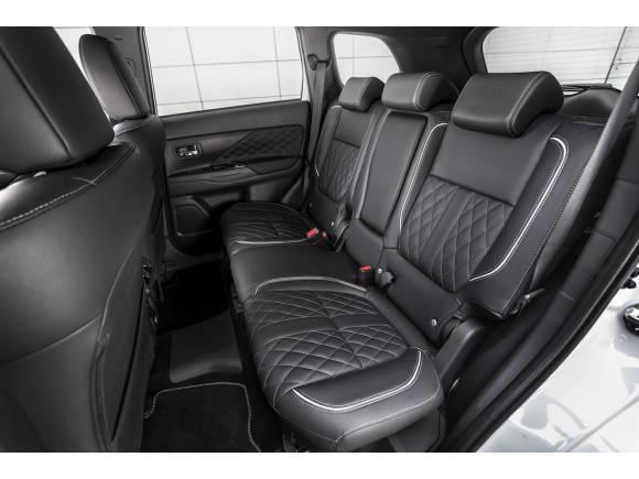 Por qué el Mitsubishi Outlander PHEV es una Compra Sensata