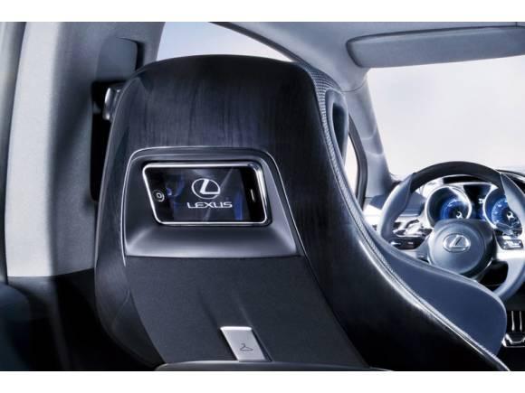 Lexus, Lf – CH, un compacto que además es híbrido….¡Y bonito!