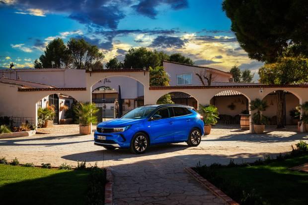 Prueba nuevo Opel Grandland: gama, fotos y opinión