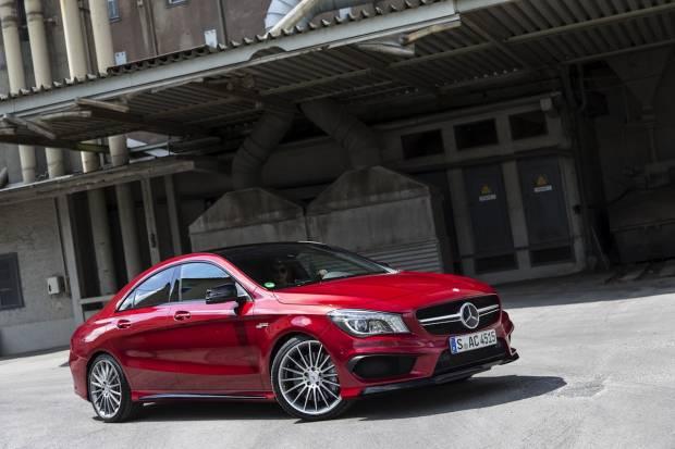 Precio del nuevo Mercedes CLA 45 AMG, desde 62.150 euros