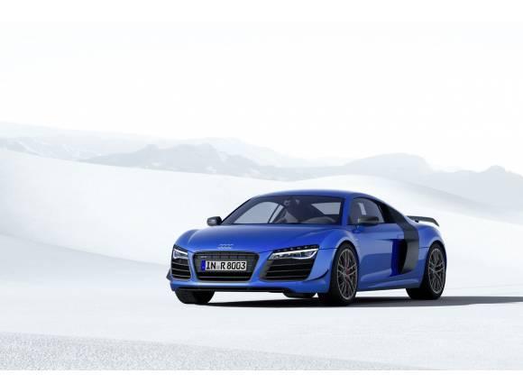 Audi R8 LMX: serie limitada del superdeportivo con 570 CV y faros láser