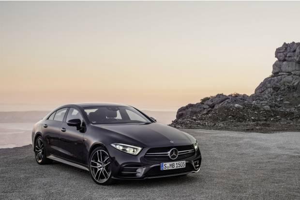 Nuevos Mercedes-AMG 53 con motor híbrido deportivo de 435 CV