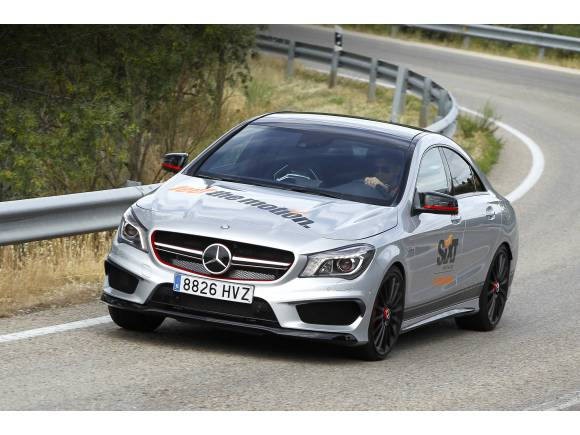 Mercedes CLA 45 AMG, Audi Q3 RS y Porsche Cayenne GTS: probamos los mejores deportivos