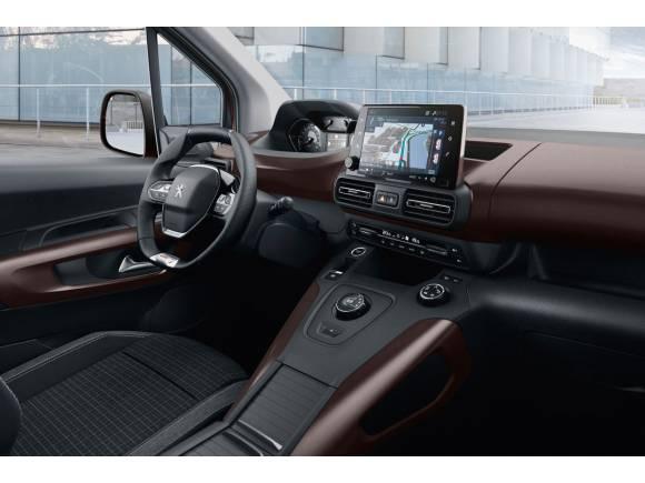 Nuevo Peugeot Rifter, adiós al Partner
