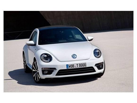 Nuevo Volkswagen Beetle R-Line: el escarabajo más deportivo