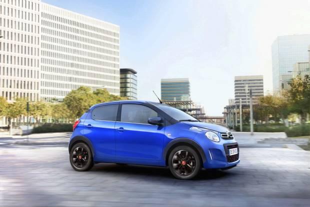 El Citroën C1 estrena las series especiales ELLE y Urban Ride