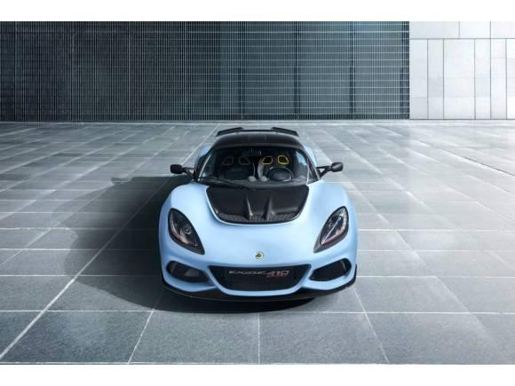 Nuevo Lotus Exige Sport 410, subiendo el listón