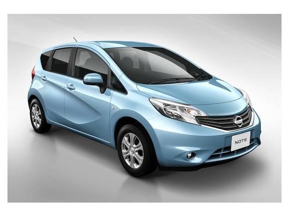 Nuevo Nissan Note para 2013, con más personalidad