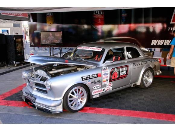 Galería: mejores fotos del SEMA Las Vegas 2014