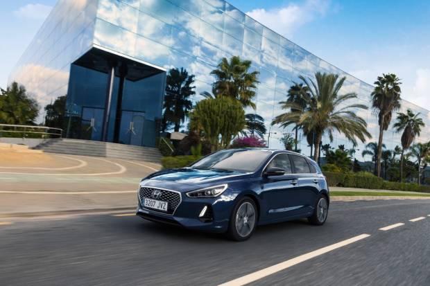 Hyundai i30 LINK: serie especial con navegador y wifi gratis